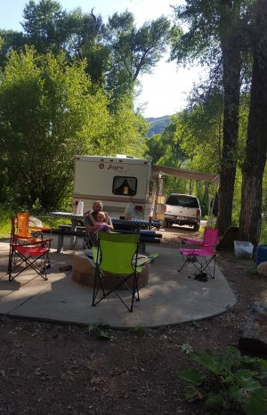 South Fork Campgrounds