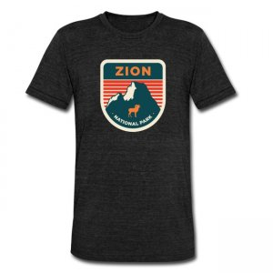 Zion Badge T-Shirt